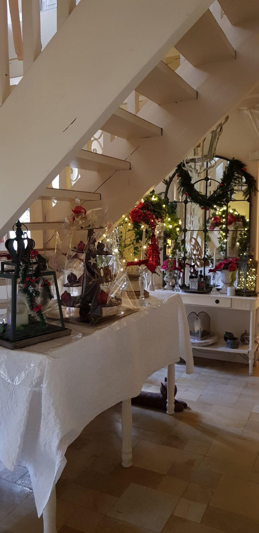 Noël chez Jardin D'ivoire